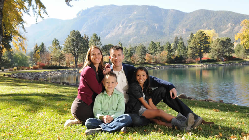 Family Photography Colorado Springs